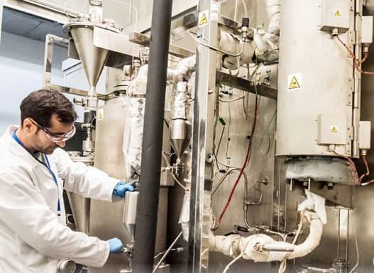 Laboratorio de Transformación Termocatalítica de Residuos